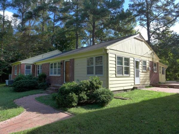 55 N Circle Dr. - House for rent in Chapel Hill, NC